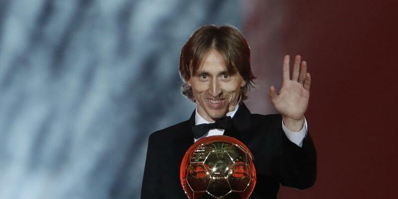 «Ballon d'Or - Foto: Christophe Ena/AP