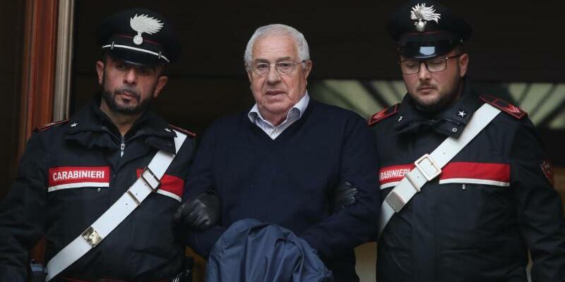 Settimo Mineo - Foto: Igor Petyx/ANSA/AP