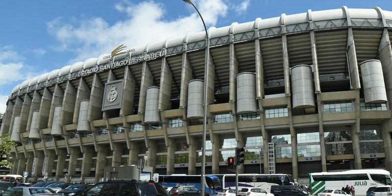 Estadio Santiago Bernabeu - Foto: Andreas Gebert