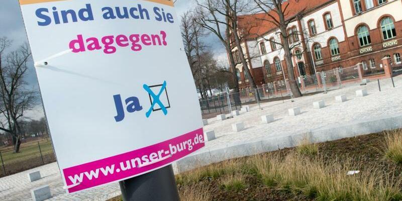 Bürgerentscheid über Helmut-Kohl-Platz - Foto: Klaus-Dietmar Gabbert