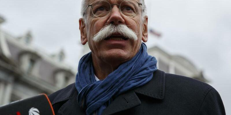 Dieter Zetsche - Foto: Evan Vucci/AP