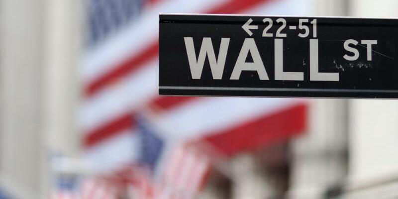 Wall Street - Foto: Andrew Gombert/EPA