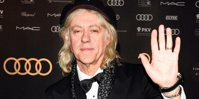 Bob Geldof - Foto: Gregor Fischer