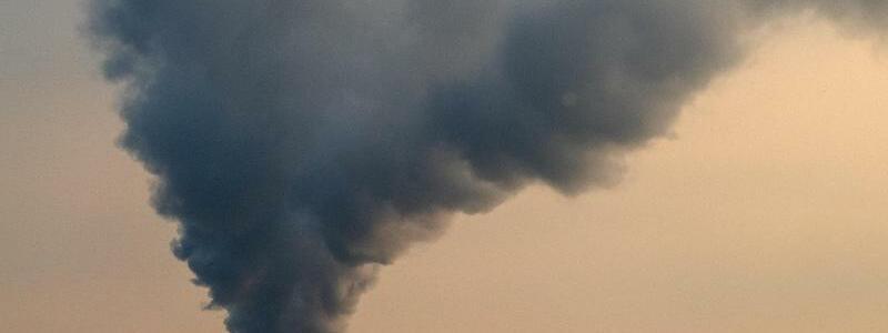 Rauch steigt auf - Foto: Sebastia