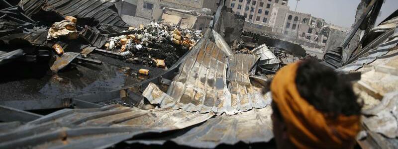 Jemen-Gespräche beginnen - Foto: Hani Mohammed/AP/Archiv