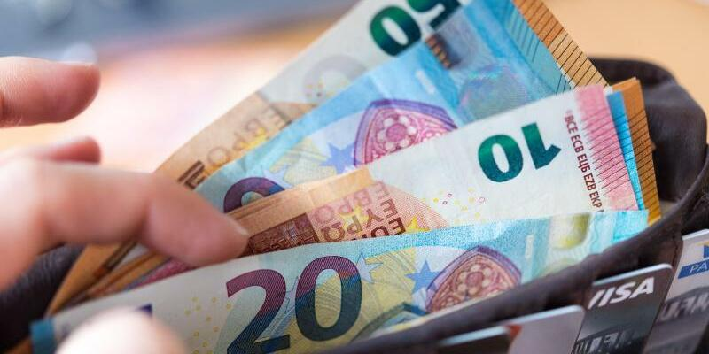 Geld - Foto: Monika Skolimowska