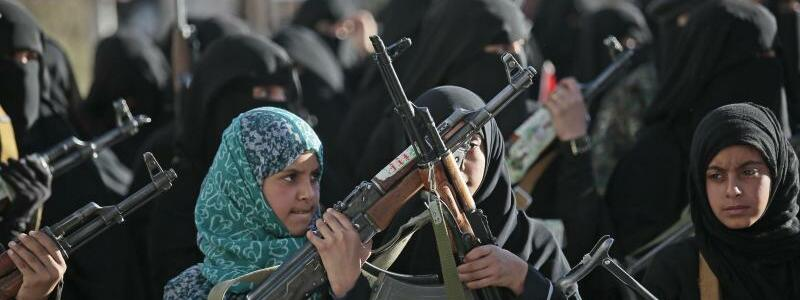 Huthi-Rebelllen - Foto: Hani Al-Ansi