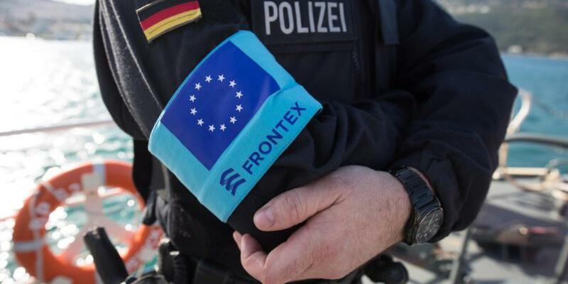 Frontex-Einsatz - Foto: Christian Charisius