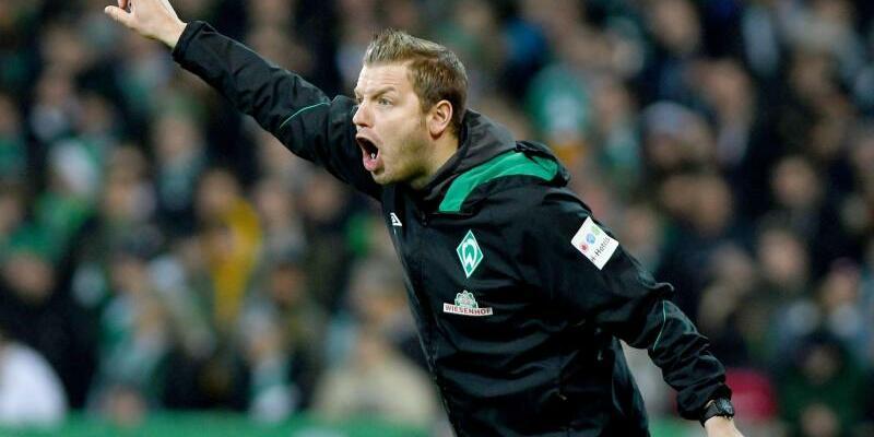 Werder-Coach - Foto: David Hecker