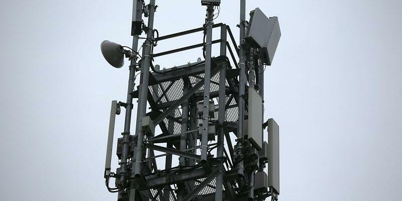 5G-Mobilfunkstation - Foto: Oliver Berg
