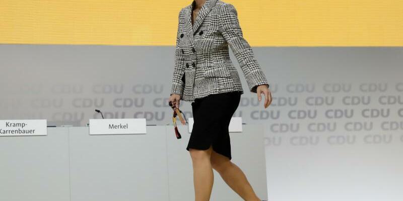 CDU-Bundesparteitag - Foto: Kay Nietfeld