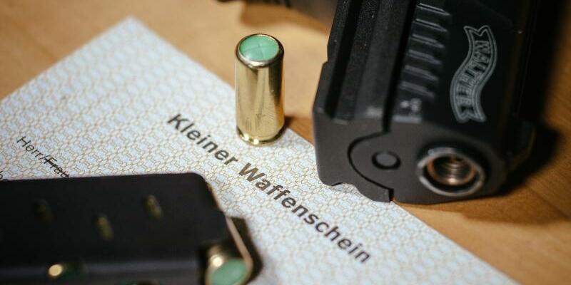 Kleiner Waffenschein - Foto: Oliver Killig