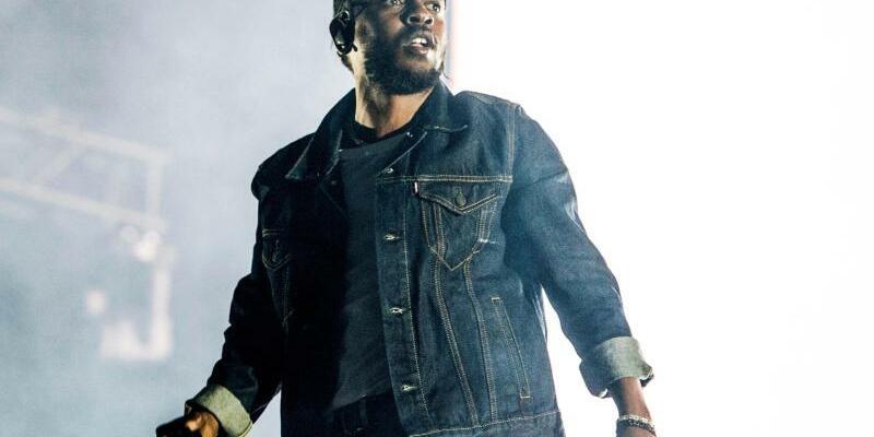 Kendrick Lamar - Foto: Amy Harris