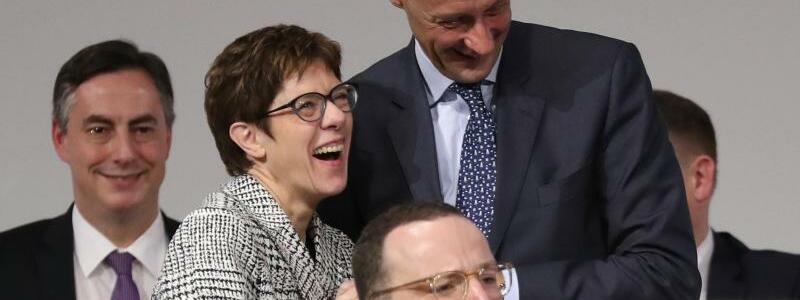 CDU-Bundesparteitag - Foto: Christian Charisius