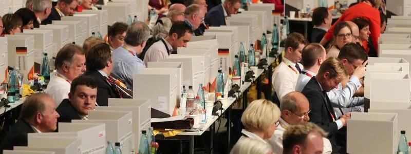 Abstimmung - Foto: Christian Charisius