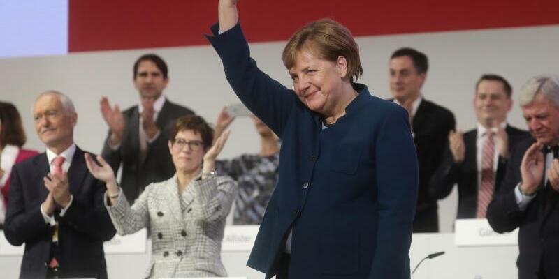 CDU-Bundesparteitag - Foto: Michael Kappeler