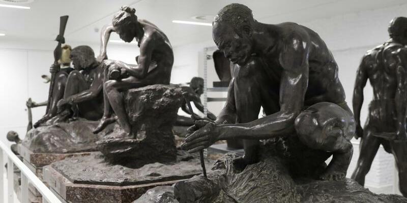 Afrika-Museum in Tervuren - Foto: Thierry Roge/belga