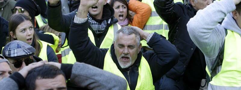 Wut - Foto: Claude Paris/AP