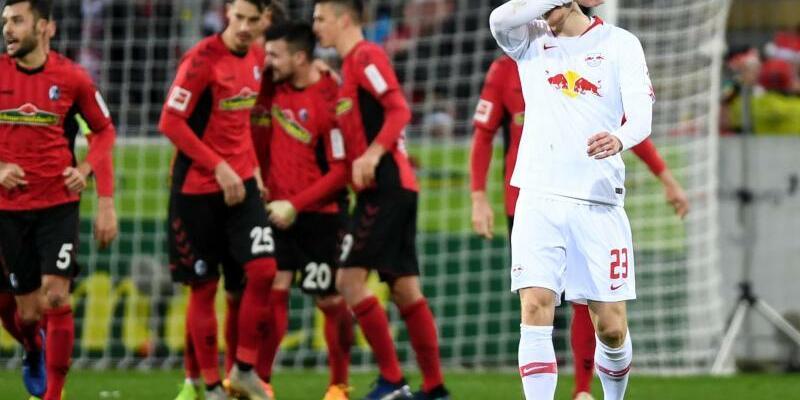 SC Freiburg - RB Leipzig - Foto: Patrick Seeger