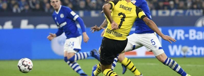 FC Schalke 04 - Borussia Dortmund - Foto: Ina Fassbender