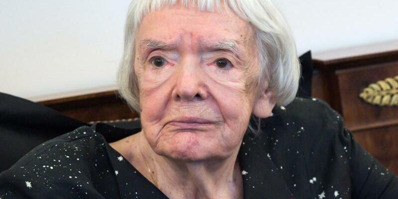 Ljudmila Alexejewa - Foto: Bernd von Jutrczenka