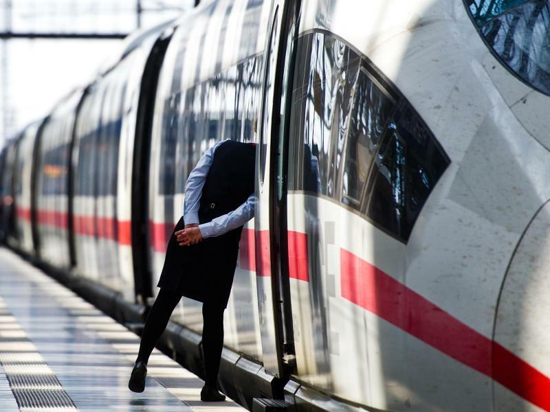 Deutsche Bahn - Foto: Christoph Schmidt/Symbolbild