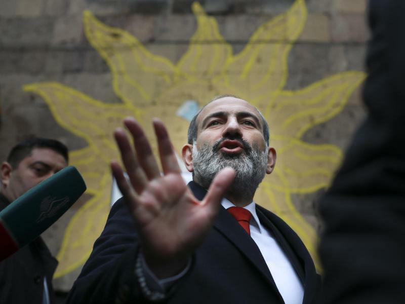 Wahlen in Armenien - Foto: Vahan Stepanyan/PAN Photo