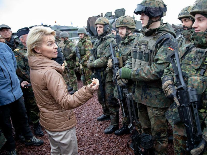 Nato-Großübung - Foto: Kay Nietfeld/Archiv