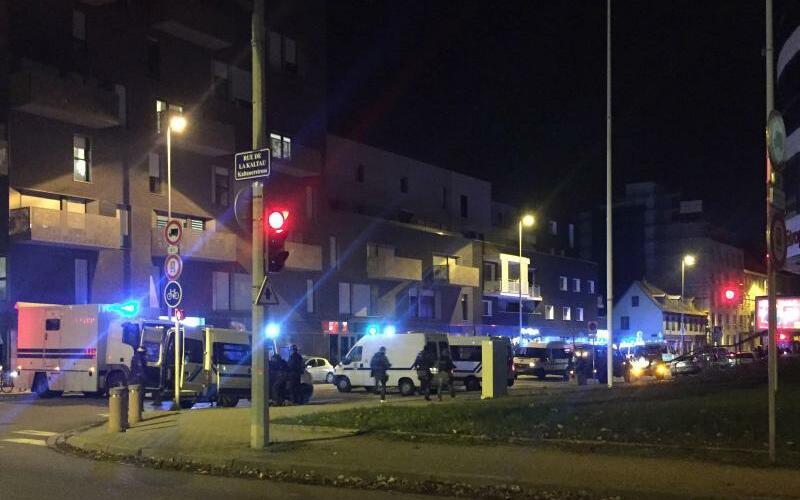 Angriff auf Straßburger Weihnachtsmarkt - Foto: Violetta Heise
