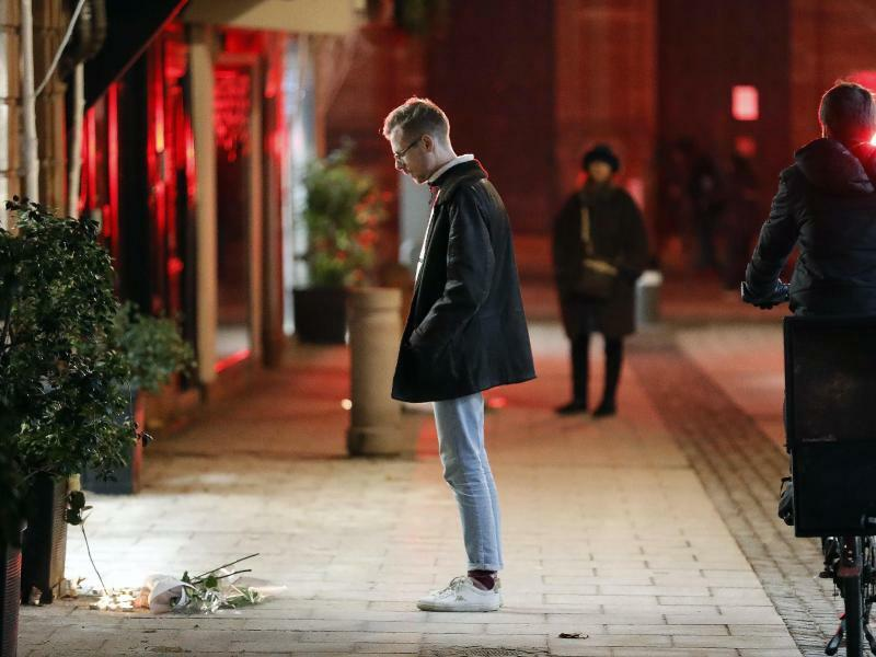 Nach Anschlag in Straßburg - Foto: Jean Francois Badias