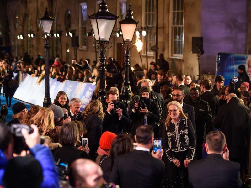 Meryl Streep - Foto: Matt Crossick/PA