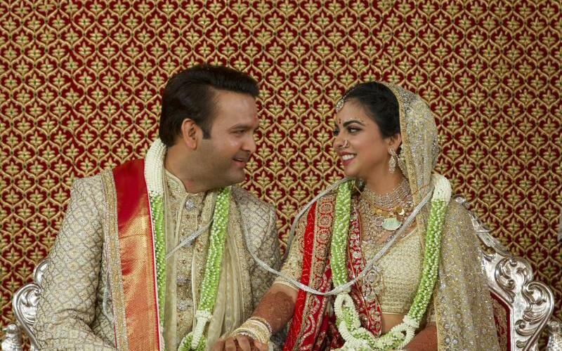 Viele Stars bei Milliardärs-Hochzeit in Indien - Foto: -/AP