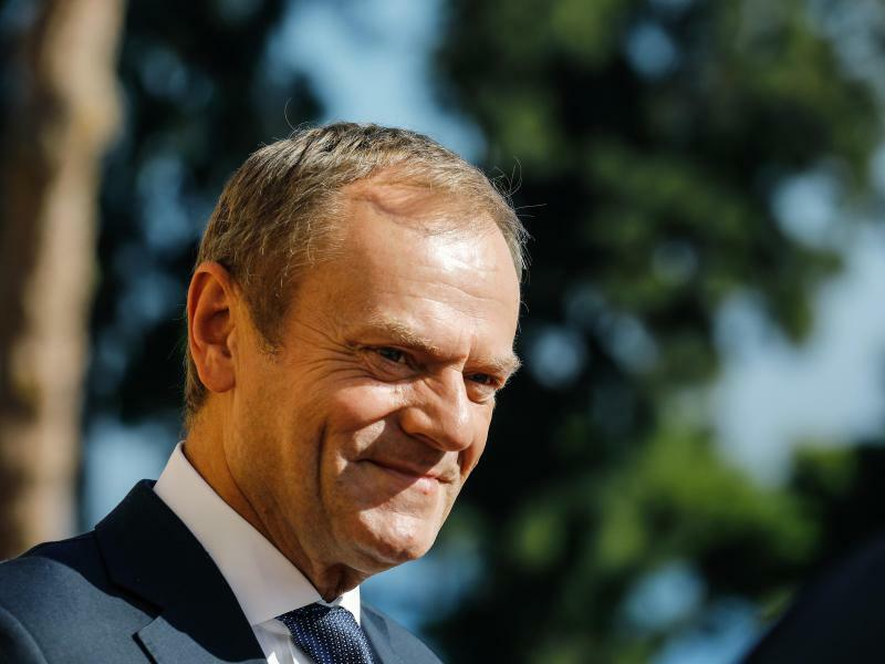 Donald Tusk - Foto: Dario Pignatelli/European Council