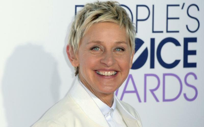 Ellen DeGeneres - Foto: Paul Buck/EPA