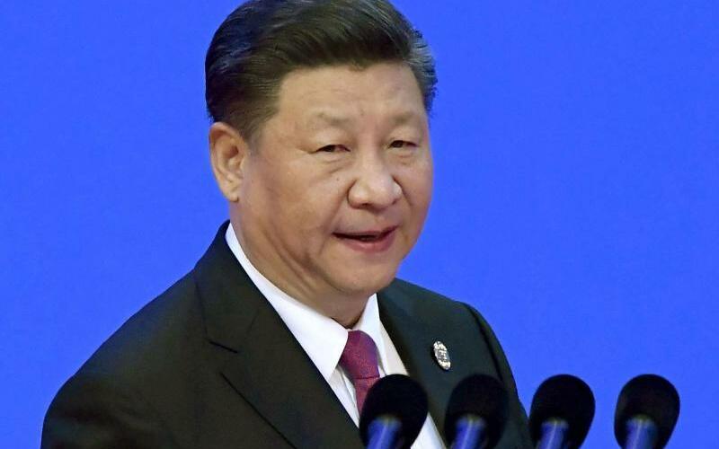 Xi Jinping - Foto: -/kyodo/dpa