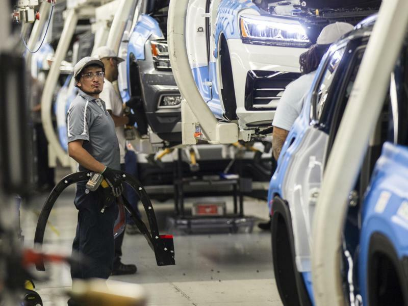 Autoproduktion in den USA - Foto: Erik Schelzig/AP