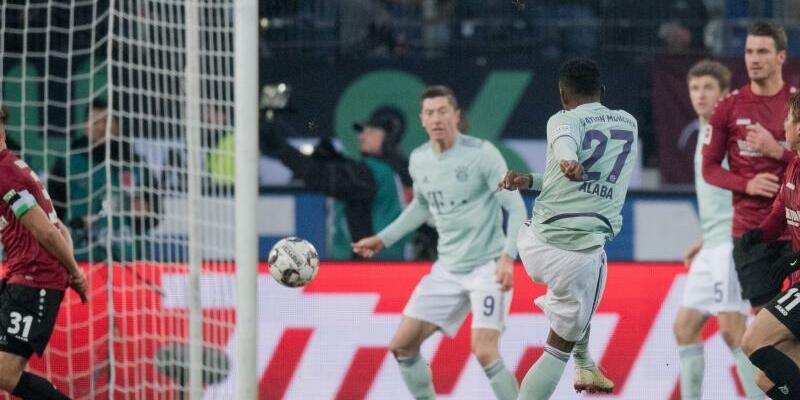 Hannover 96 - Bayern München - Foto: Julian Stratenschulte