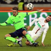 FC Augsburg - FC Schalke 04 - Foto: Karl-Josef Hildenbrand