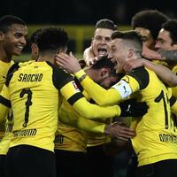 Borussia Dortmund - Werder Bremen - Foto: Ina Fassbender