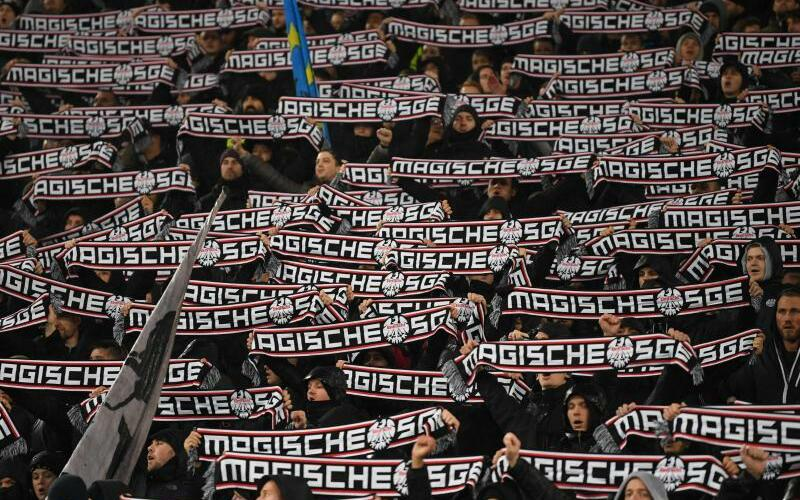 Eintracht Frankfurt - Foto: Arne Dedert
