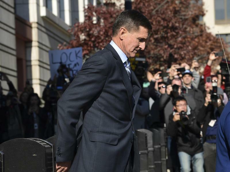 Michael Flynn - Foto: Susan Walsh/AP