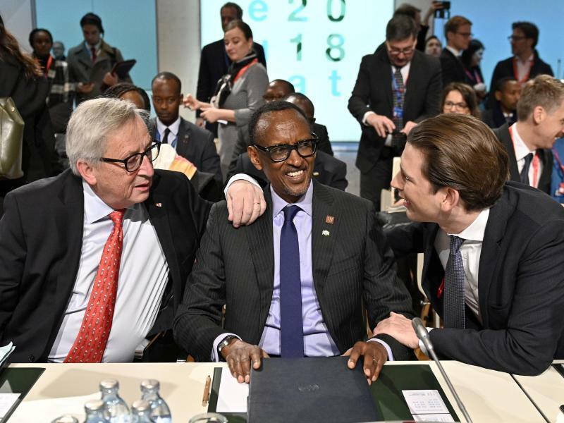 Das EU-Afrika-Forum tagt in Wien. - Foto: Hans Punz