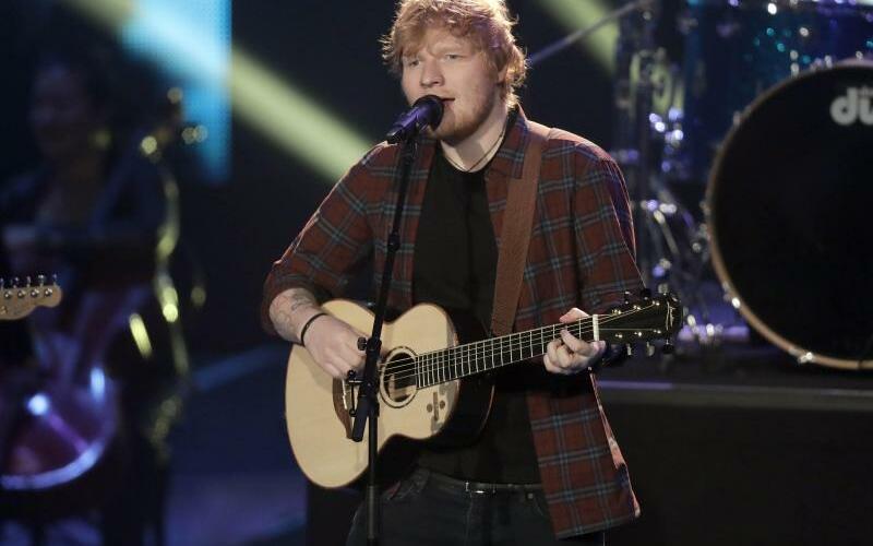Ed Sheeran - Foto: Jörg Carstensen