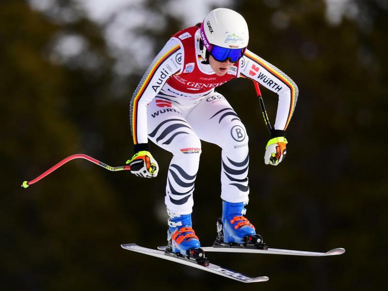 Michaela Wenig - Foto: Frank Gunn/The Canadian Press/AP