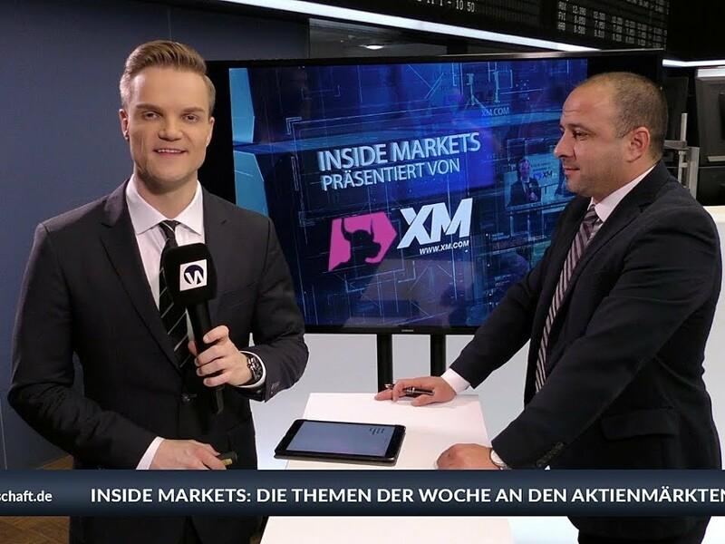 In der heutigen Folge von XM Inside Markets sprechen XM-Marktanalyst Samir Boyardan und Chefredakteur Manuel Koch über die Aktien von Daimler und Facebook an der Frankfurter Börse. Zudem nimmt der Experte Bitcoin und Gold unter die Lupe. Mehr Informationen auf www.xm.com - Foto: anlegerverlag.de