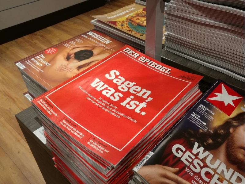 Spiegel-Hefte - Foto: über dts Nachrichtenagentur