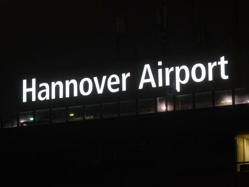 Flughafen Hannover - Foto: Clemens Heidrich