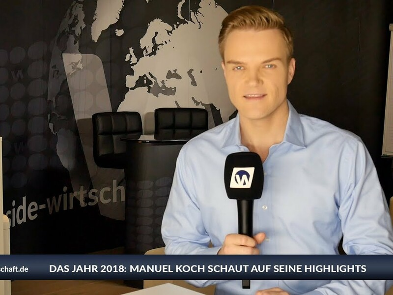 Inside Wirtschaft-CEO Manuel Koch schaut auf sein persönliches Jahr 2018 zurück. Mit 142 Flügen ging es von Berlin bis Hongkong, Frankfurt bis New York oder Moskau und Brüssel. Das Jahr, das für die Börsen blutrot endete, hatte doch viele positive Seiten. - Foto: anlegerverlag.de