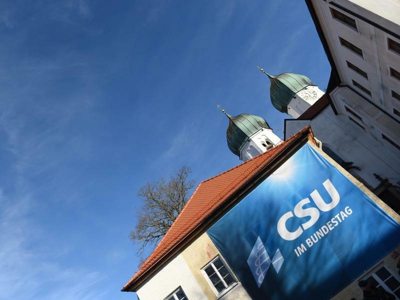 Winterklausur CSU-Landesgruppe - Foto: Andreas Gebert/Illustration