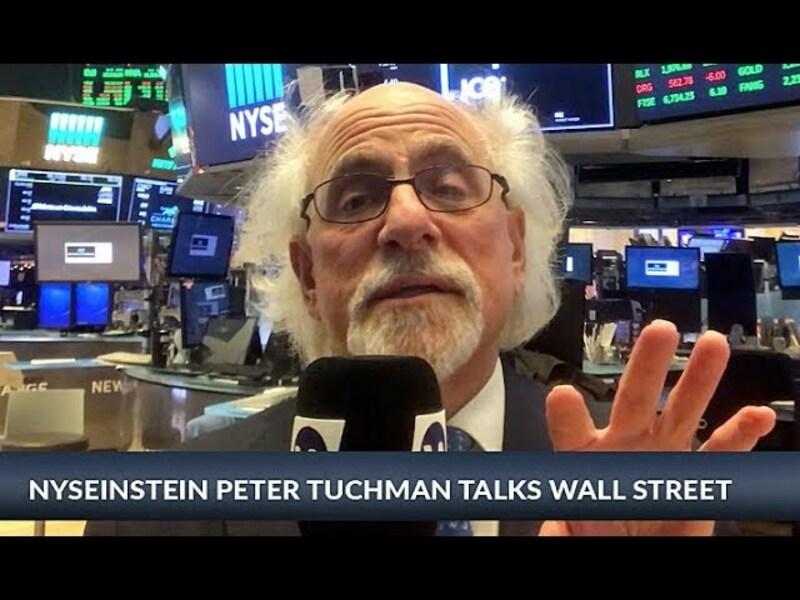 Der Technologiekonzern senkt die Gewinnerwartungen erstaunlich stark. NYSEinstein Peter Tuchman kennt die Hintergründe. - Foto: anlegerverlag.de